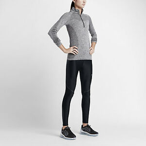 Nike-Power-Speed-Women-039-s-Running-Tights-719784-010-Black-Size-L-XL-NWT