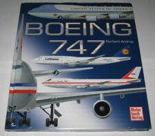 Bildband: Boeing 747 Jumbo Jet, von Norbert Andrup