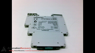 Siemens 3TX7004-1LB00 10 stück