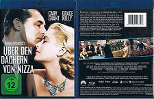 ÜBER DEN DÄCHERN VON NIZZA --- Blu-ray --- Klassiker --- Grace Kelly ---