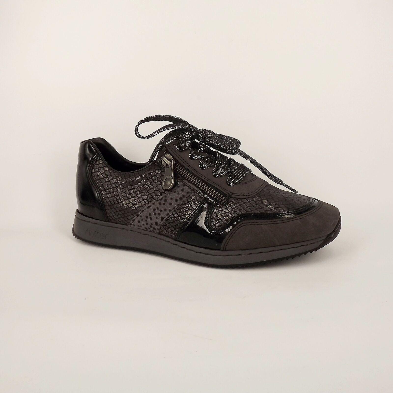 Rieker - 56001 - Sneaker - Grau