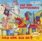 Was hör ich da? Auf der Ritterburg von Rainer Bielfeldt und Otto Senn (2009)