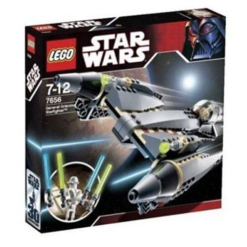 LEGO Star Wars 7656 - General Grievous Starfighter komplett mit. BA und OVP