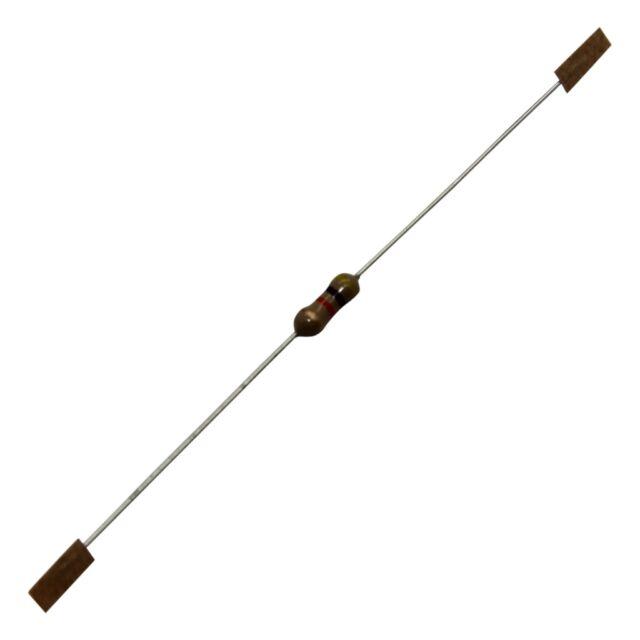 10x KNPA2W-1K5 Resistor wire-wound, high voltage THT 1.5k 2W 5% ROYAL OHM