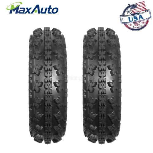 2 NEW 23X7-10 Sport Tire ATV Tires Set 6Ply 23X7-10 Load Range C
