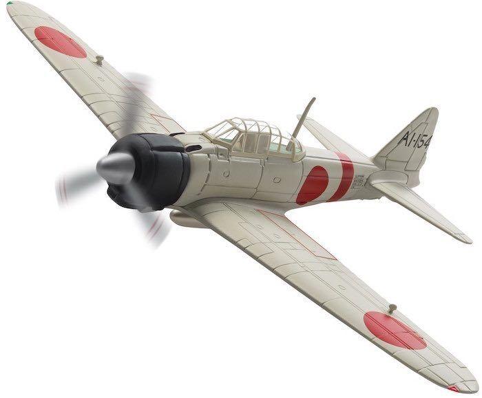 CORGI 1 72 Mitsubishi A6M2 Zero, Petty Officer 1st Class Takashi Hiran - AA33108