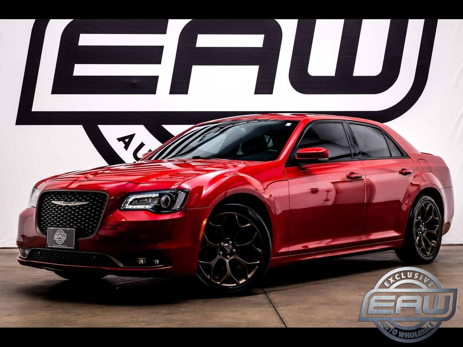 2016 Chrysler 300 Series 4dr Sdn 300S Alloy Edition RWD