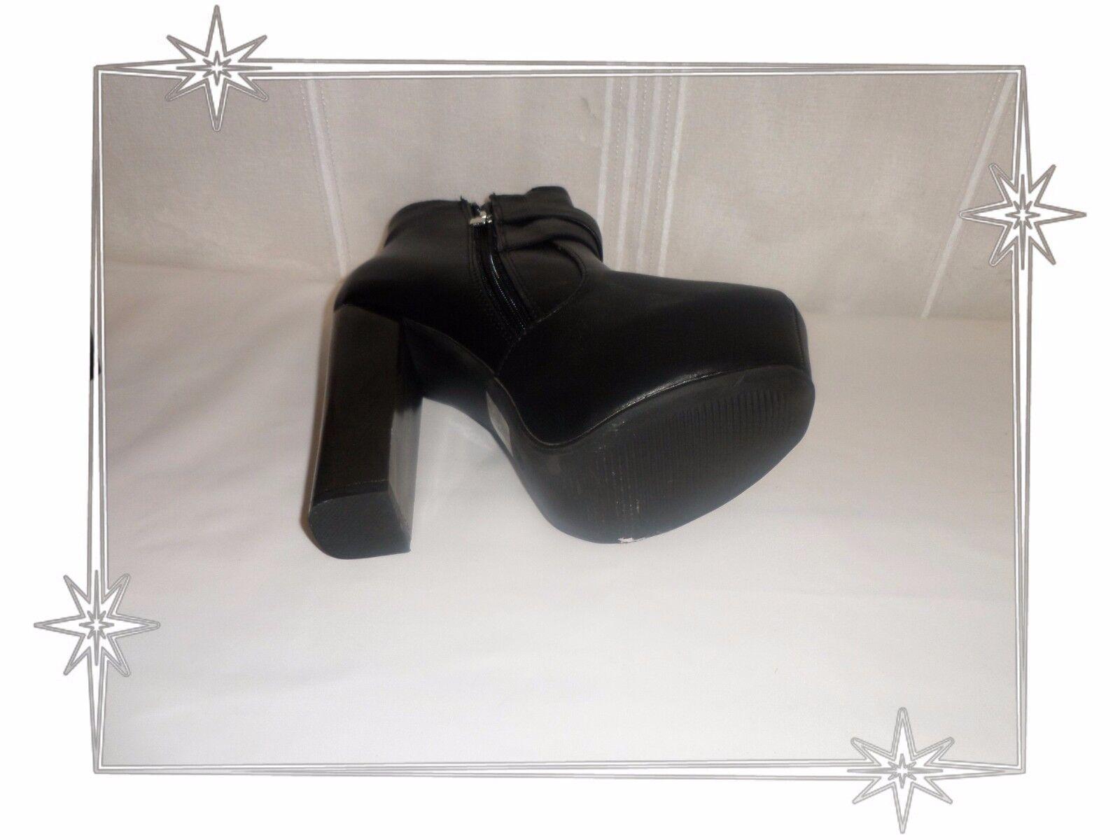 Schön Schwarze Stiefel Phantasien Heels High Heels Phantasien Malien Größe 37 Neue 2b0bce