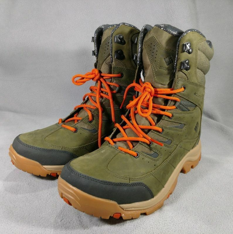 COLUMBIA Gunnison Plus LTR OmniHeat Waterproof Nori Desert Sun Stivali Hiking Stivali Sun  ANB 5d304d