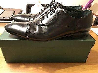 Roland Cartier Wedding Shoes Men 44-mostra Il Titolo Originale Qualità Eccellente