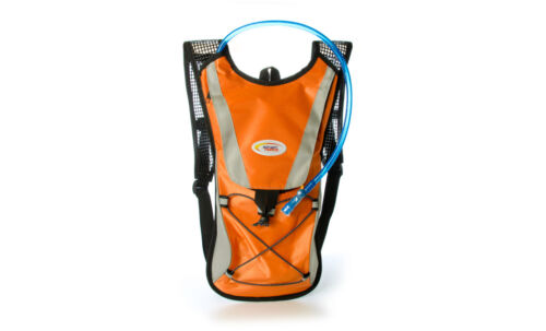 The Sport Force Multi Function Hydration Backpack Red Blue Green Orange Black