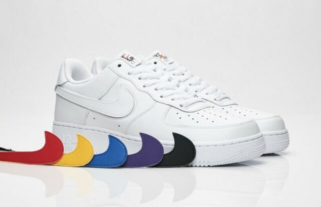 Size 10 - Nike Air Force 1 Low All Star - Swoosh Pack 2018 ...
