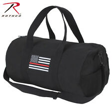 dcfe56708 item 2 Rothco Thin Red Line Canvas Shoulder/Duffle Bag - 19 Inch TRL Gear  Gym Bag -Rothco Thin Red Line Canvas Shoulder/Duffle Bag - 19 Inch TRL Gear  Gym ...