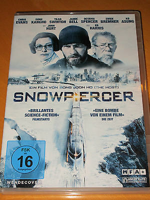 DVD - Snowpiercer