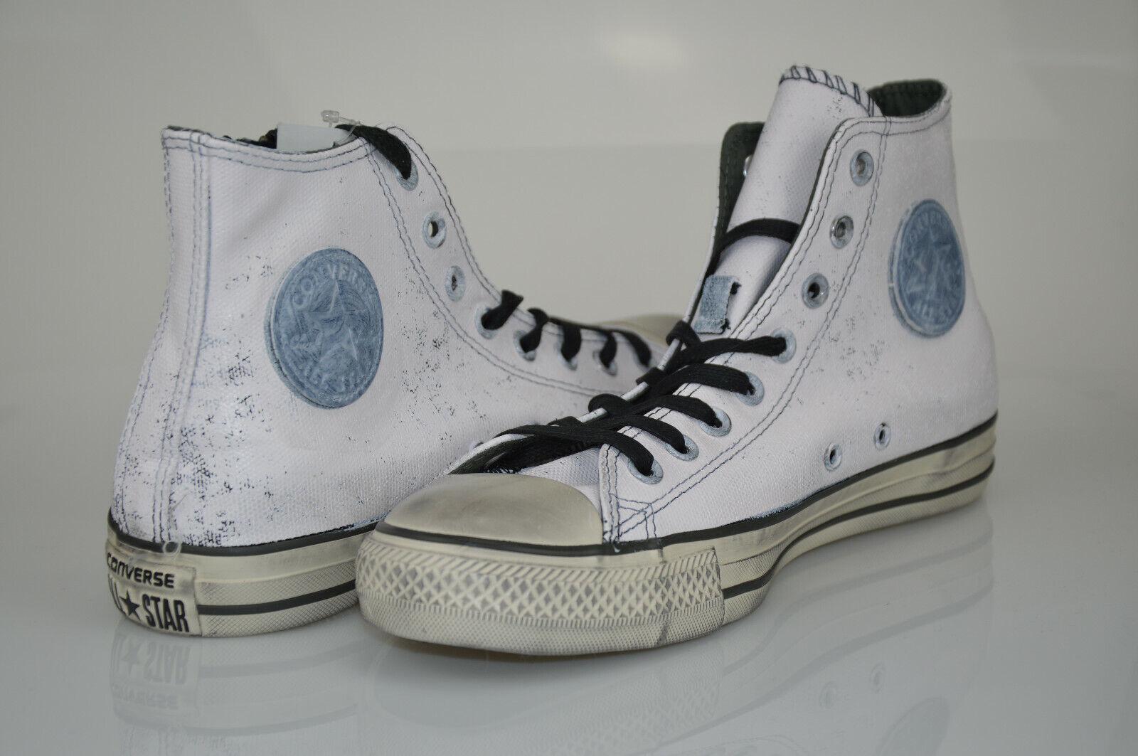Converse X JOHN VARVATOS VARVATOS VARVATOS ALM side zip H scarpe da ginnastica nero Beluga tu unisex 153884c c63e7a