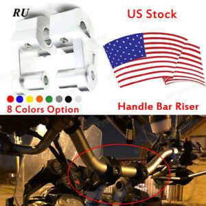 Motorbike HandleBar Riser Fat Bar For BMW R1200RT R1150GS K1600GT