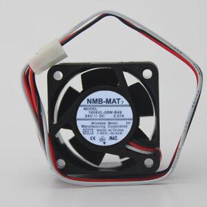 For-NMB-1608VL-05W-B49-24V-for-Fanuc-A90L-0001-0551-A-plug-cooling-fan