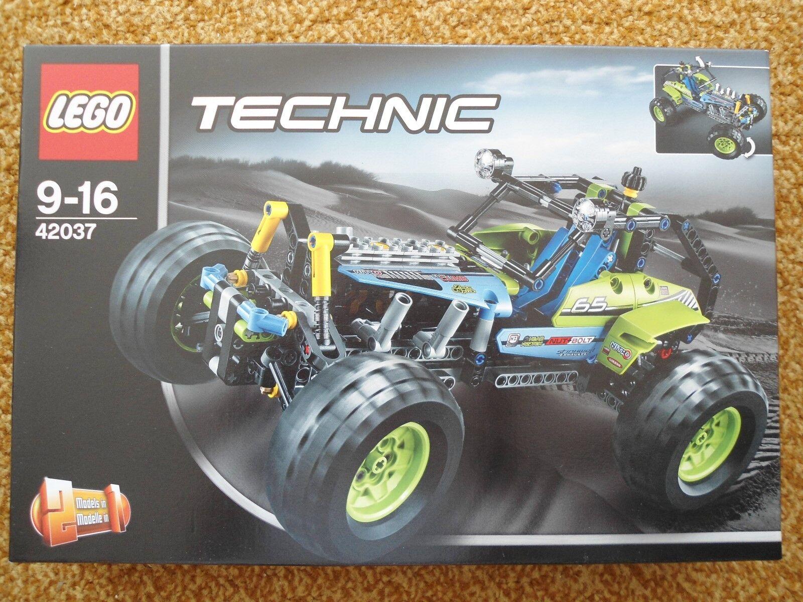 LEGO Technic Formula Off-Roader 42037 Neu und OVP