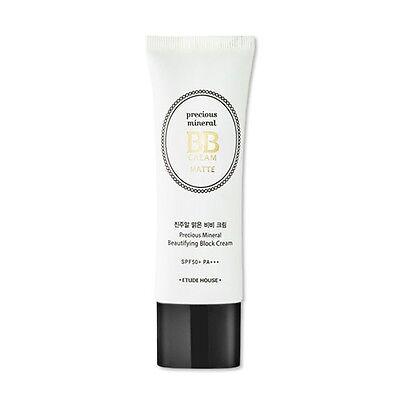 *Etude Hous* NEW Precious Mineral BB Cream Matte SPF50+/PA+++ (Sand) 45g