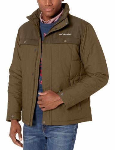 Choose SZ//color Small Black Columbia Men/'s Ridgestone II Jacket
