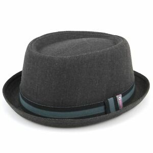 Hat-Pork-Pie-Porkpie-New-Summer-Mens-Crown-Ska-Trilby-Rude-Boy-Bad-Retro-Unisex