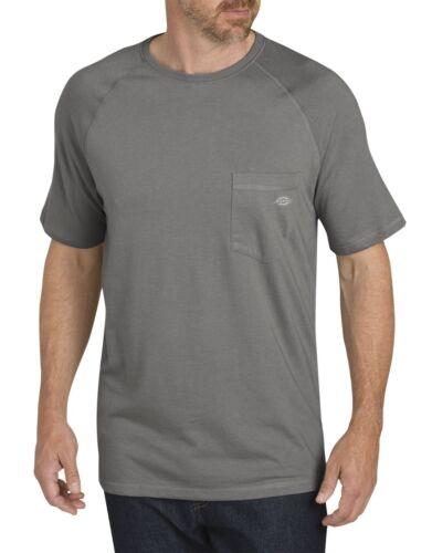 Dickies Mens SMOKE  Temp-iQ Performance Cooling T-Shirt SS600SM