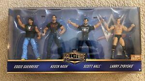 WWE-Mattel-Elite-Hall-of-Fame-WCW-Nitro-Notables-Action-Figure-Set-NIB