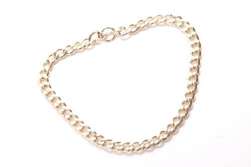 NS31 GENTS COOL CHUNKY GOLD CHAIN STATEMENT NECKLACE GANGSTER TRENDSETTER