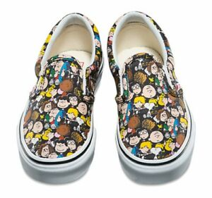 snoopy vans for toddlers