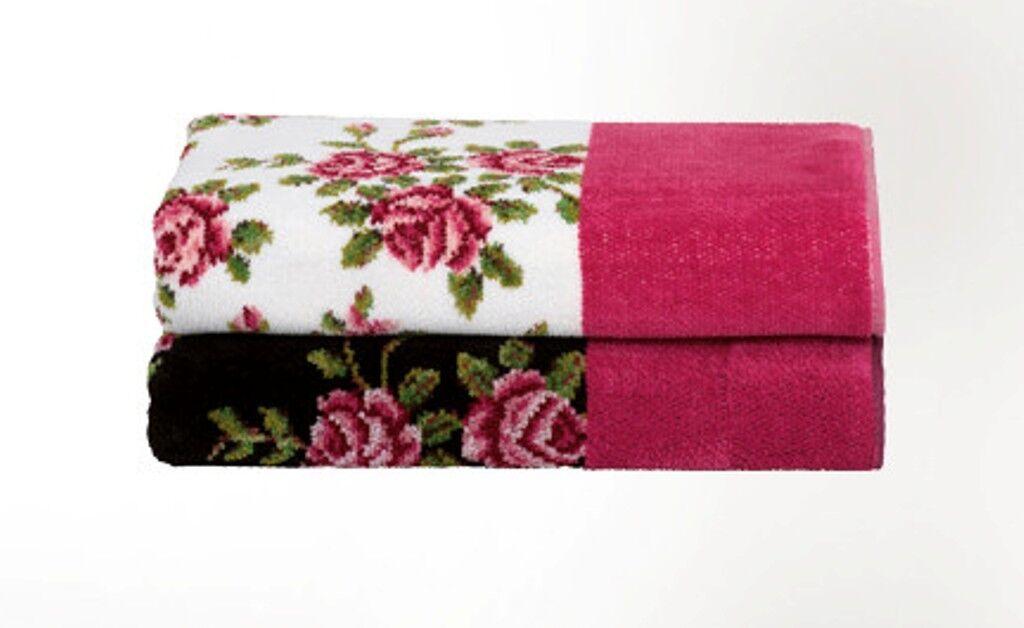 Baumwoll Chenille Handtuch Miriam in 2 Farben | Spielen Sie auf der ganzen Welt und verhindern Sie, dass Ihre Kinder einsam sind