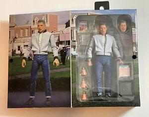 """Back To The Future 2 - Ultimate Biff Tannen 7"""" NECA Figure"""
