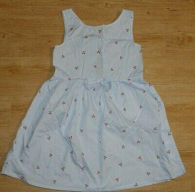 H&M Mädchen Festliches Kleid Blümenmädchen Gr.134 NEU | eBay