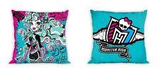 Monster High Kissenbezug Kissen Bezug 40x40 Kissenhülle Kopfkissen Bettwäsche