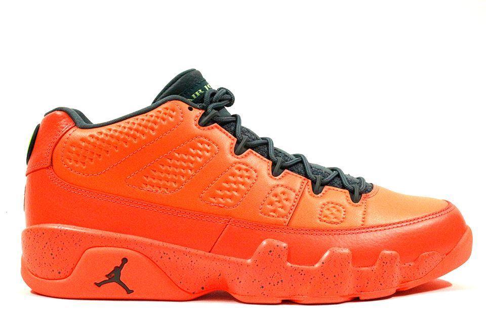 Air Jordan 9 Retro  Bright Mango