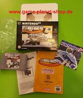 F1 World Grand Prix  Nintendo 64 N64 Modul OVP Sammlung by Game-Planet-shop