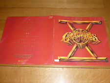 COMMODORES - Heroes - 1980 UK Motown / EMI label 9-track Vinyl LP