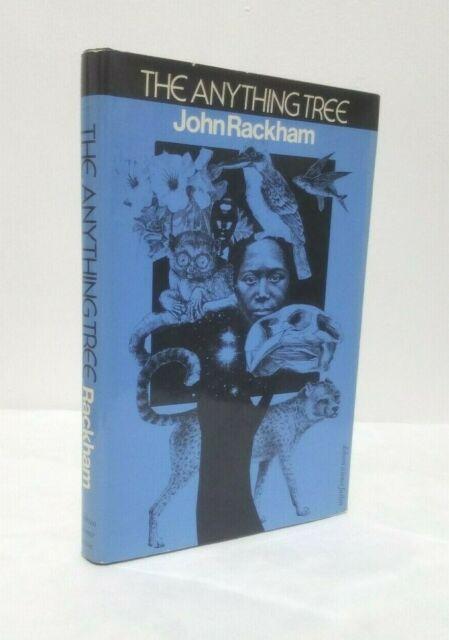The Anything Tree by John Rackham 1977 w Dust Jacket