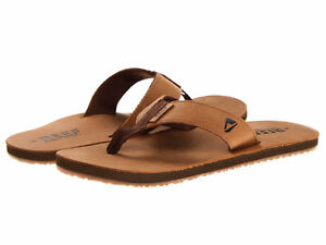 Reef Men's leather Sandals Smoothy