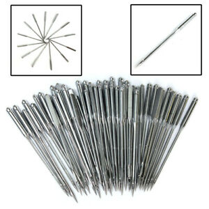 50Pcs-Assorted-Home-Sewing-Machine-Needles-Craft-for-Brother-Janome-Singer-Tool