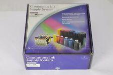 Epson DX4050 (T711/4) Nuevo Sistema CISS Cartuchos 100ml precargada