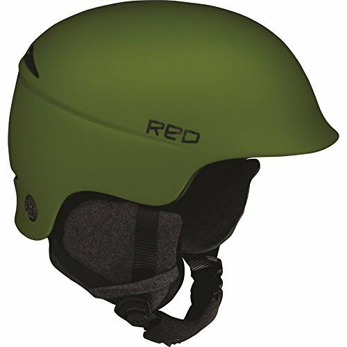 RED Theory Ski Snowboard Helmet Forest Green Small (55-57 CM) - New