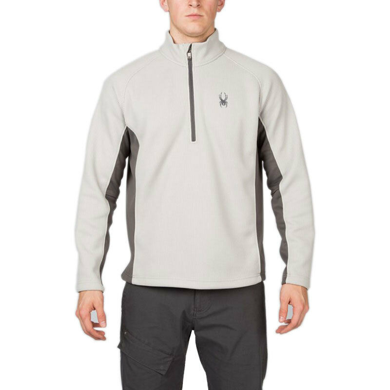 NWT Mens Spyder Outbound mid weight core Sweater Size Large Free Shipping