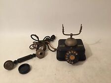 Antique Vintage RARE Danish Telephone K. Jobenhavns Aktieselskab Telefon French