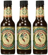 3 jamaican original pickapeppa sauce soup meat sea foods gravies cheese salads