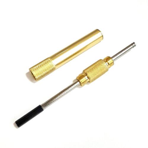 1PCS herramienta de alambre envoltura Envoltura de cable herramienta de desmontaje Mano Driver 22AWG 0.65 mm EXSO