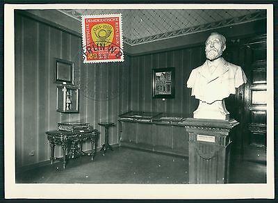 Post & Kommunikation Briefmarken Besorgt Ddr Mk 1959 686 Postkonferenz Oss Maximumkarte Carte Maximum Card Mc Cm Av43