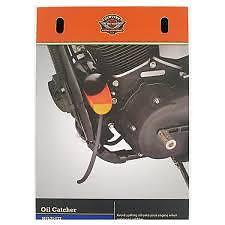 Harley-Davidson 63794-10 Oil Spill Catcher Filter Removal Genuine