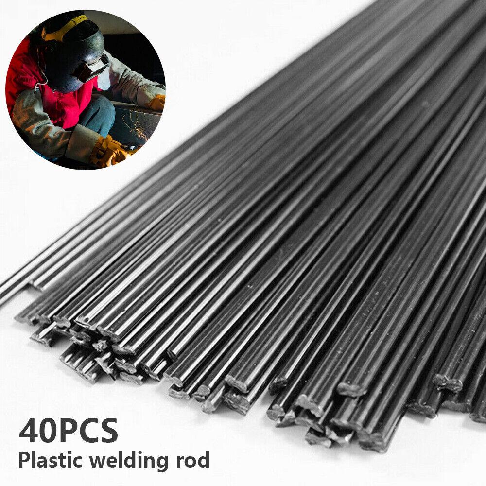 40pcs Welding Rods Filler Stick Wire Brazing Easy 20cm Length General Purpose UK