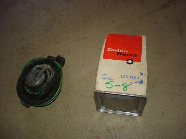 NOS 1968 Chevrolet Camaro Back Up Lens