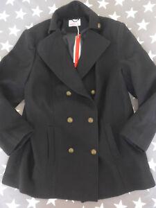 48 Coat Coat 58 Jacket Gr Parka nero 643 del Short tonalità Sheego 5nwYg